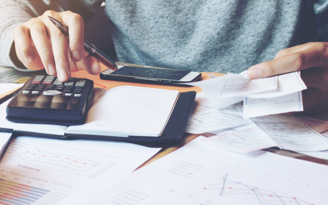 The secret to organising your business finances (no more end-of-year panic!)